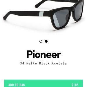 Westward Leaning Pioneer sunglasses